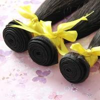 "alibaba express 16"" 100% virgin unprocessed malaysian human hair silky straight weaving extension fuxin hair China factory"