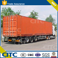 20-50T food refrigerated semi trailer, refrigerated semi trailer, reefer containers for sale