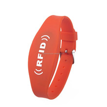 RFID Wristband Silicone for Access Control Security System