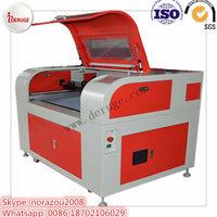 Deruge Multifunctional Double Heads Laser Cutting Machine