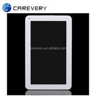Touch tablet 9 inch HD screen quad core wifi tablet pc with front and back camera