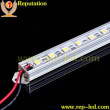 Super bright 50 lumen to 55 lumen per led good heat dissipation rigid 5630 led stripe