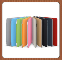 microfiber Top quality smart cover for ipad air 2