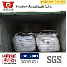 eaf hearth mgo cao working lining Ramming refractory sand Mass