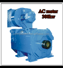 300kw variable speed dc electric motor,400v
