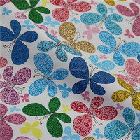 Hot sales Transfer film PU Leather for chair(B807)
