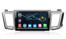 For Toyota RAV4 2013 car dvd gps 2 din with Android 4.4.4 system wholesale