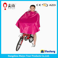 New product in China waterproof rain poncho rain cape rainwear raincoat
