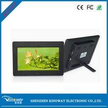 2015 new product promotion gift showing factory directly sale 3.5/7/8/12/15 inch HD picture video music play digital photo frame