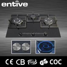 flat gas stove / restaurant equipment gas stove
