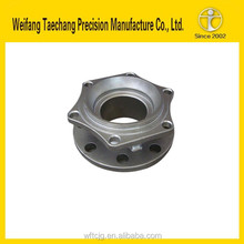 china manufacture 304 stainless steel lost wax investment sand casting factory and casting foundry