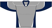 Custom Sublimated League Hockey Jersey/professional Supplier Embroidery Hockey Shirt /custom Youth Hockey Apparel