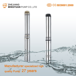 4sd Submersible Centrifugal Water Pump