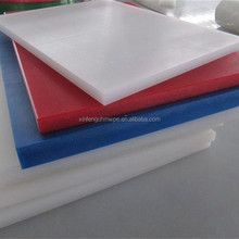 White or black color HDPE sheet/board/pad,plastic sheet with the best price