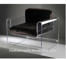 r acrylic furniture New style single sofa chair