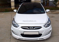 Wholesale ! NEW PP Body Kit Designed for Hyundai New Accent