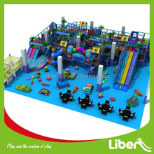 LLDPE Material and Soft Indoor Playground Type indoor playground for home