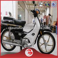 SX110-9C Morocco Hot Selling Model 110CC Docker Motorcycle