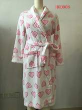 Ladies' Coral Fleece Robe (Stocks)