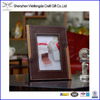 New Hot Sale Cheap Photo Frame PU Leather Moving Picture Frame