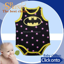 2015 fashion certified organic cotton fabric made baby and infant clothing