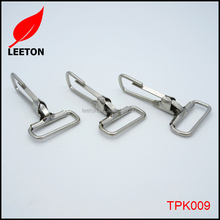 China supply cheap 20mm small metal snap hook for lanyard