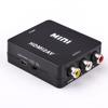 HHS hdmi to RCA converter AV CVBS hdmi to RCA convertor supporting NTSC PAL