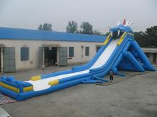 Fashionable commercial inflatable slide for adults and children