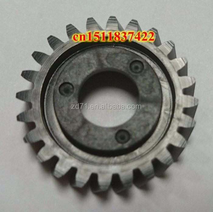 Copier parts Bizhub C6000 C7000 C70hC C1060L C6500 C6501 C5500 C5501 24T Conveyance Idler Gear 4 ...