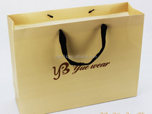 2015 fashion 2013 new design paper carry bag/ new design christmas paper bag/ custom gift bags with logo