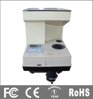 hot-sale professional coin counting counters for bank