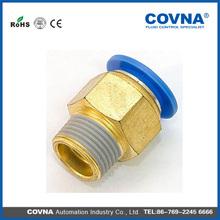 Spc alta calidad neumática conector / de un toque de montaje