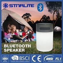 STARLITE led camping lantern bluetooth speaker wholesale