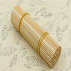 Personalizados descartáveis de bambu Stir vara
