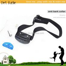 Best Seller Pet Safe Training Puppy Supplies Bark Control Collars