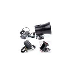 FortrezZ Siren & Strobe for Z-Wave Home Automation   Red Strobe Lens