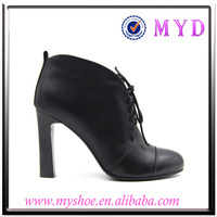 black leather shoes 2015 fashion shoes Sexy boutique fashion shoes