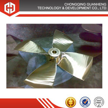 High Quality Marine 4 blades Fixed Pitch Propeller