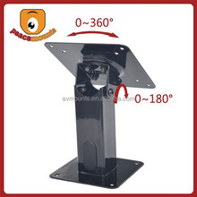 Supports 7-10 inches tablet device horizontally or vertically at the perfect angle anti-theft universal tablet holder