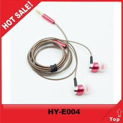top selling products 2015 earphone speaker high quality ear phones