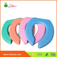 new design non-toxic eva foam toilet seat cover