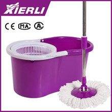 automatic mop/New design long handle automatic magic mop bucket Europe
