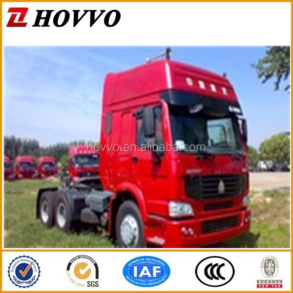 Diesel Operated Tow Tractor : China sinotruk howo tractor truck head diesel powered tow