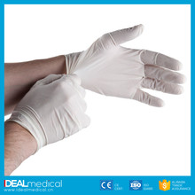 High Quality Dispossable Latex Surgical/Latex Examination/Nitrile/Vinyl Gloves with CE& ISO