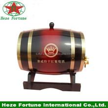 handmade cheap wooden wine beer barrel