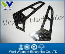 3K Twill Weave Matte Carbon Fiber Sheet For Carbon Fiber CNC Cutting