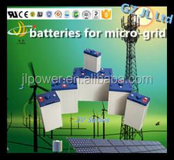 solar gel battery 2v 1500ah FM rechargeable battery 2v 1500ah deep cycle battery