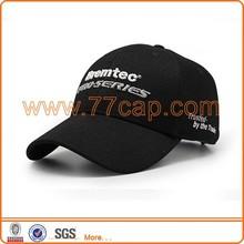 gorra de béisbol sombrero equipado con la tapa de la marca otomana tela