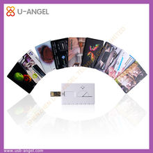 cheapest card shape usb flash drives,business card usb memory stick, credit card usb pen drive