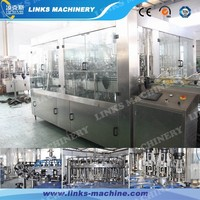 Automatic wine/vodka filling packing machine/plant